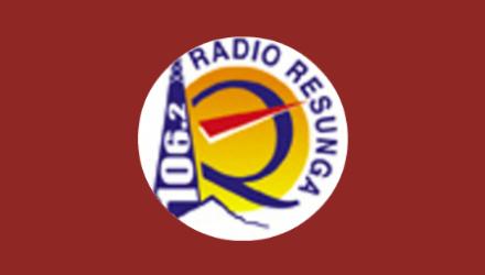 radio resunga